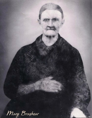 Combs,Martha Jane Prewitt , (1823-1884), wifeof Dr. Silas E. Combs