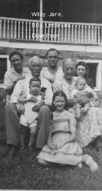 Combs Amp C Families Of Knott Co Kentucky 1921